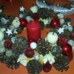 Choć listopadowe to Bożonarodzeniowe spotkanie arteterapeutyczne.
