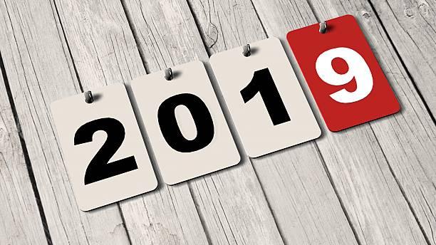 Harmonogram spotkań w 2019 roku