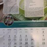 Nasze Kalendarze – pełne dobrych życzeń i nietuzinkowych przepisów
